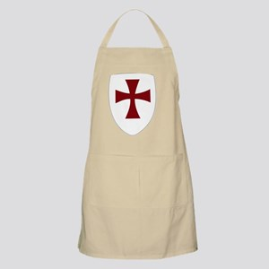 Knights Templar Shield Apron