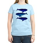 3 Bowhead Whales T-Shirt