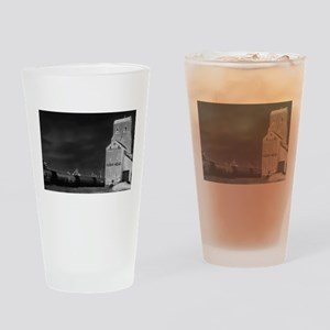 Indian Head. Drinking Glass