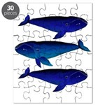 3 Bowhead Whales Puzzle