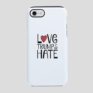 Love iPhone 8/7 Tough Case