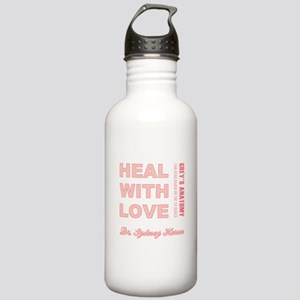HEAL WITH LOVE Water Bottle