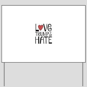 Love Yard Sign