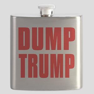 DUMP TRUMP Flask