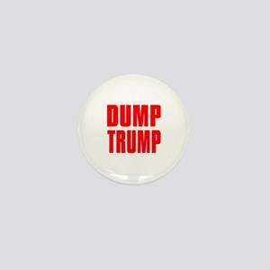 DUMP TRUMP Mini Button