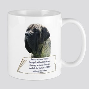 Brindle Tribute Mug