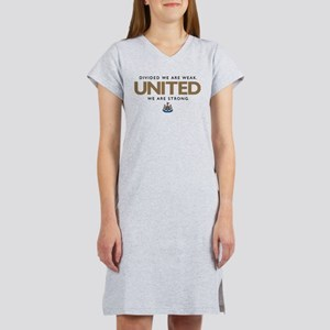 Newcastle United We Are Strong Women's Nightshirt