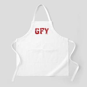 GFY BBQ Apron