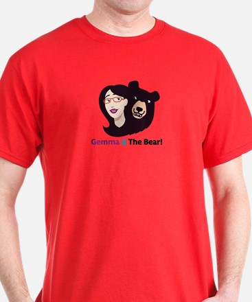 Gemma & The Bear Logo T-Shirt