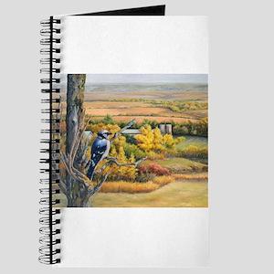 SRose Autumn Blues Journal