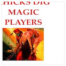 magic jokes Poster