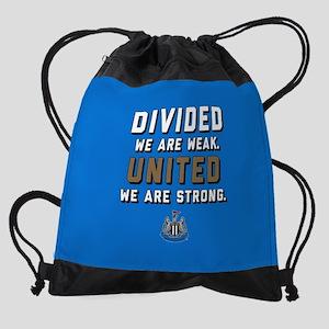NUFC United Strong Drawstring Bag