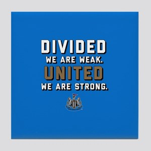 NUFC United Strong Tile Coaster