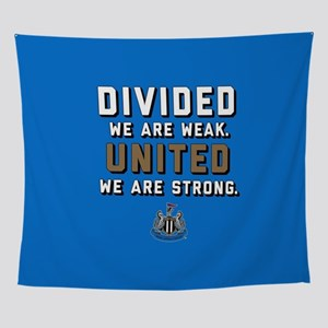 NUFC United Strong Wall Tapestry