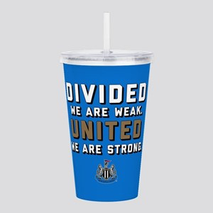 NUFC United Strong Acrylic Double-wall Tumbler