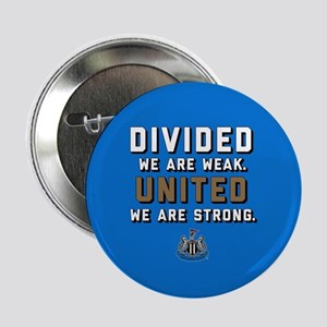 "NUFC United Strong 2.25"" Button (10 pack)"