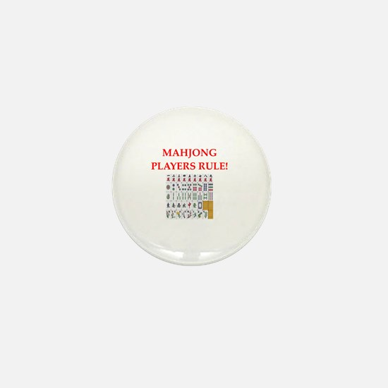 mahjong Mini Button