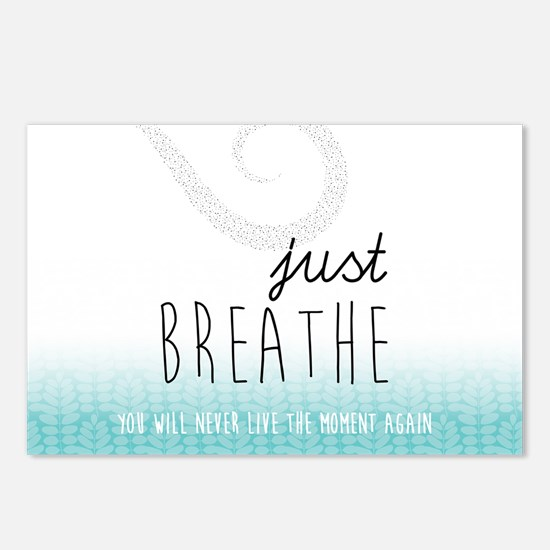 Cute Relax Postcards (Package of 8)