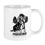 Powerform Logo Mugs