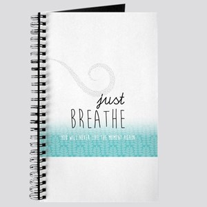 Just Breathe Journal
