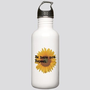 Be Here Now Stainless Water Bottle 1.0L