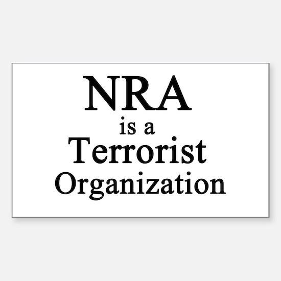 Cute Anti terrorists Sticker (Rectangle)