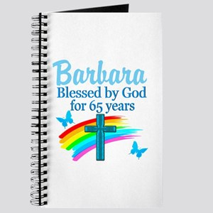 BLESSED 65TH Journal