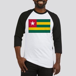 Togo Flag Baseball Jersey