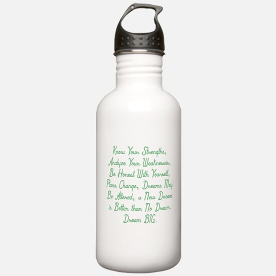 Honesty & Adaptation Water Bottle
