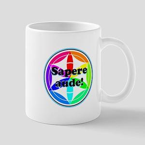 Sapere aude! Mugs