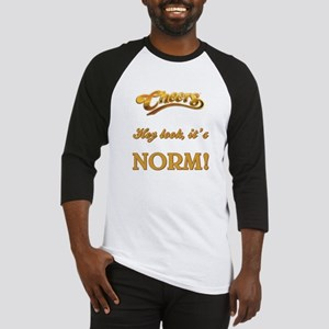 HEY LOOK, IT'S NORM! Baseball Jersey