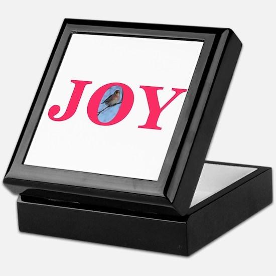 Joy Keepsake Box
