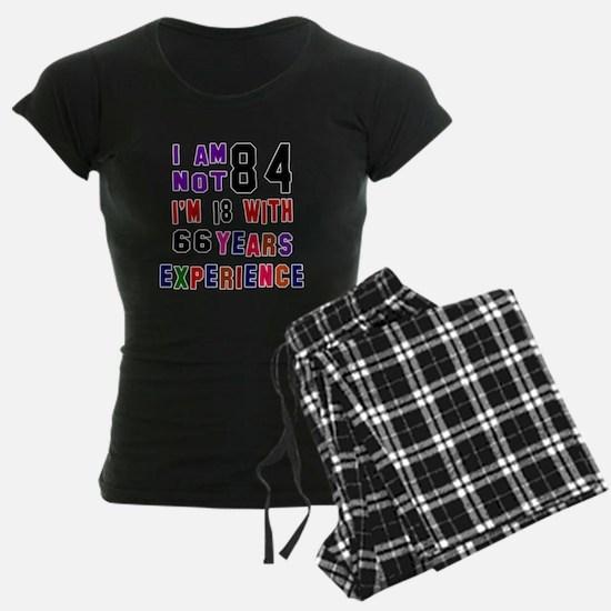 84 Birthday Designs Pajamas