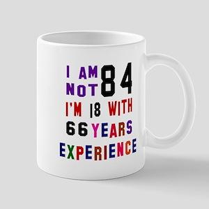 84 Birthday Designs Mug