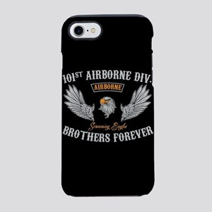 101st Airborne Brothers Forever iPhone 8/7 Tough C