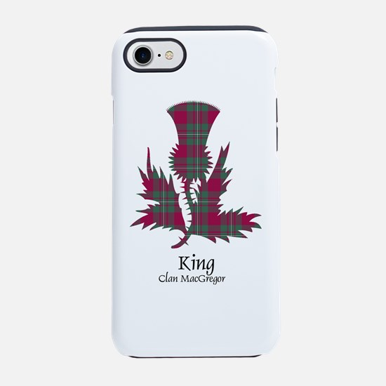 Thistle-King.MacGregor iPhone 8/7 Tough Case