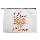 Dance Makeup Bags