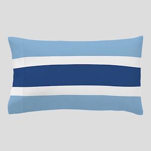 Blue Stripe Pillow Case