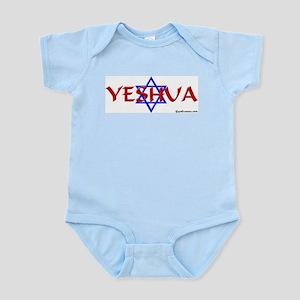 Yeshua & Star of David Infant Creeper
