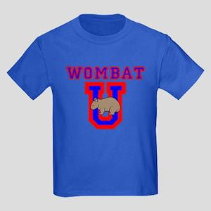 Wombat U II Kids Dark Colored T-Shirt