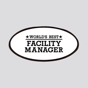 World's best Facility Manager Patch