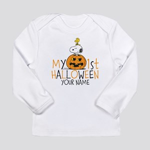 Snoopy - My First Hallo Long Sleeve Infant T-Shirt