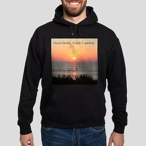 Outer Banks Sunrise Hoodie (dark)