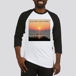Outer Banks Sunrise Baseball Jersey