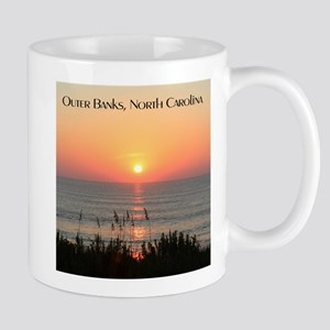 Outer Banks Sunrise Mugs