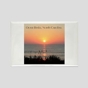 Outer Banks Sunrise Magnets