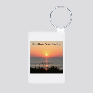 Outer Banks Sunrise Keychains