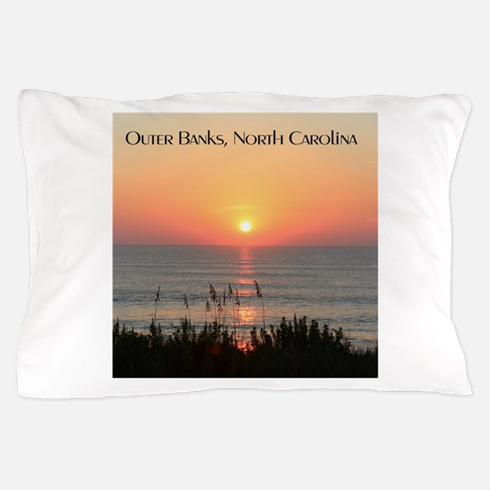 Outer Banks Sunrise Pillow Case