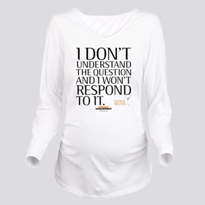 Arrested Development Long Sleeve Maternity T-Shirt