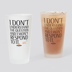 Arrested Development Lucille Don't Drinking Glass